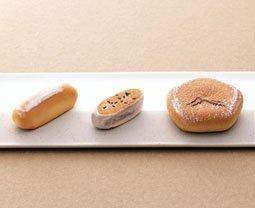 Yomoyama, Tabimagura, Shinanoji, 3 types of Japanese confectionery from Ryoguchiya Korekiyo;