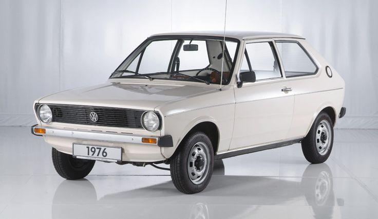 VW Polo (1976) ☺