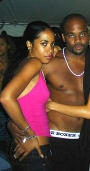 Aaliyah and Damon Dash[5]