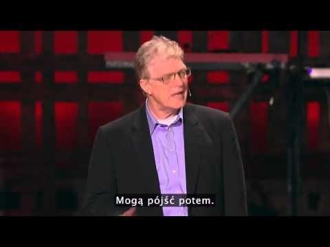 ▶ Zrewolucjonizujmy nauczanie! Ken Robinson - YouTube