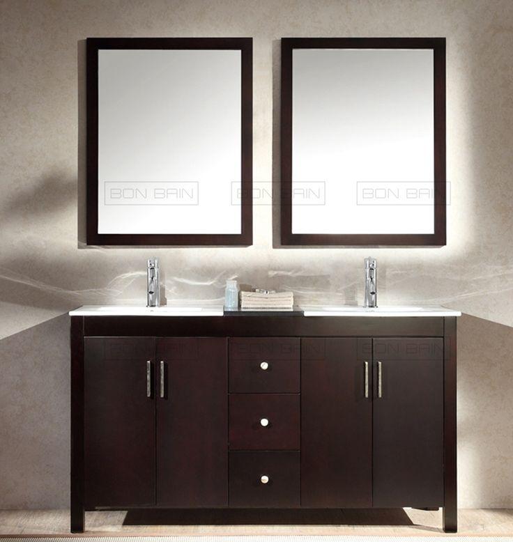25+ best ideas about meuble vasque pas cher on pinterest | meuble ... - Meuble Salle De Bain Design Discount