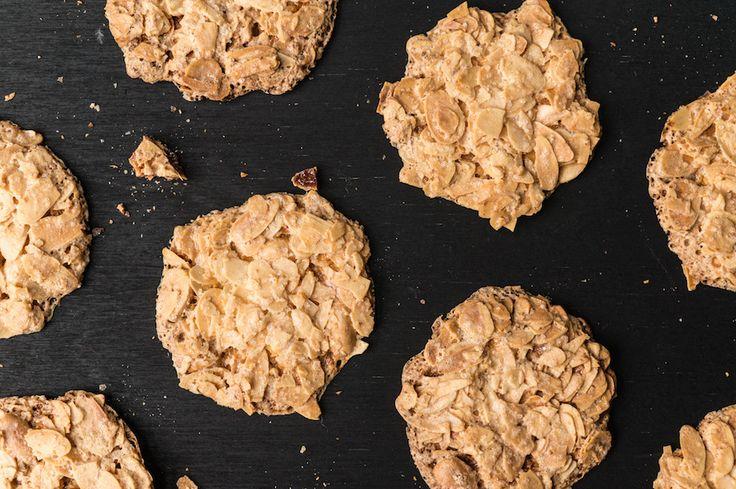 Florentines hebben een deftige naam, maar zijn hele simpele koekjes die je zó uit je oven tovert. En voor dit recept heb je maar drie ingrediënten nodig!
