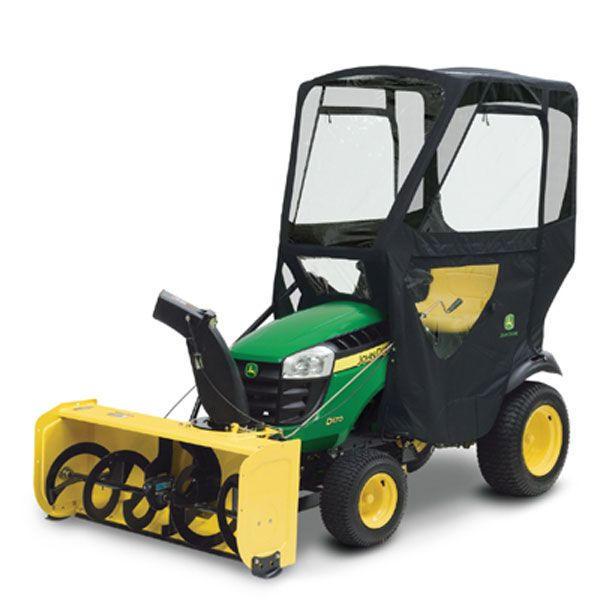John Deere Snowblower Attachment | equipment attachments john deere lawn tractor attachments model d170 ...