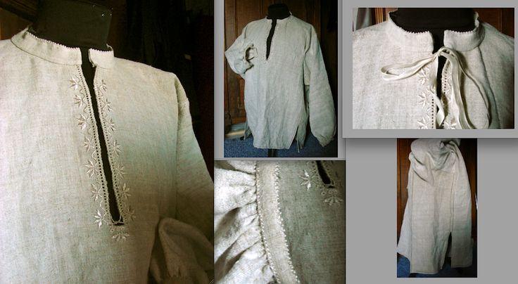 Сорочка полотняна вишита натуральним шовком. Моя приватна власність