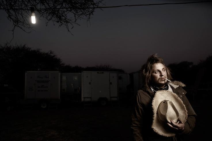 jaco 'snake' venter at oppikoppi 2012 for ray-ban -Kevin Goss-Ross