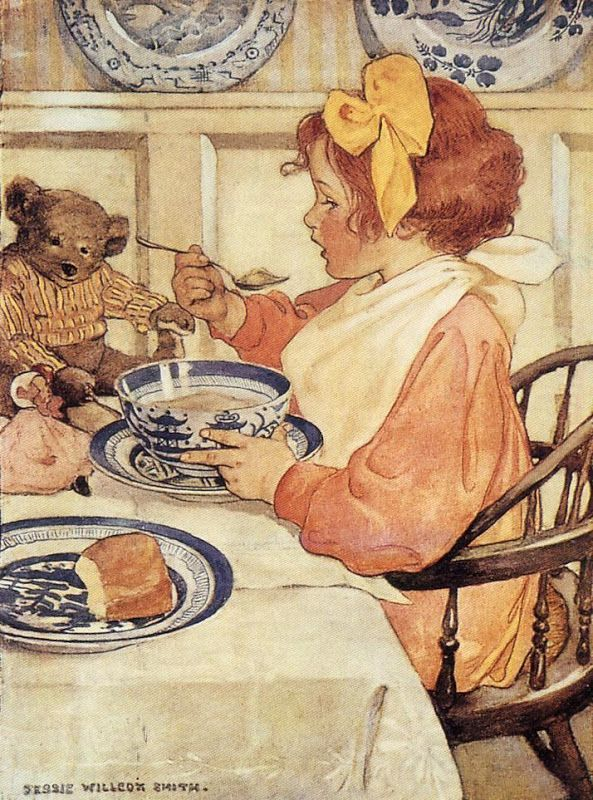 Artodyssey: Jessie Willcox Smith