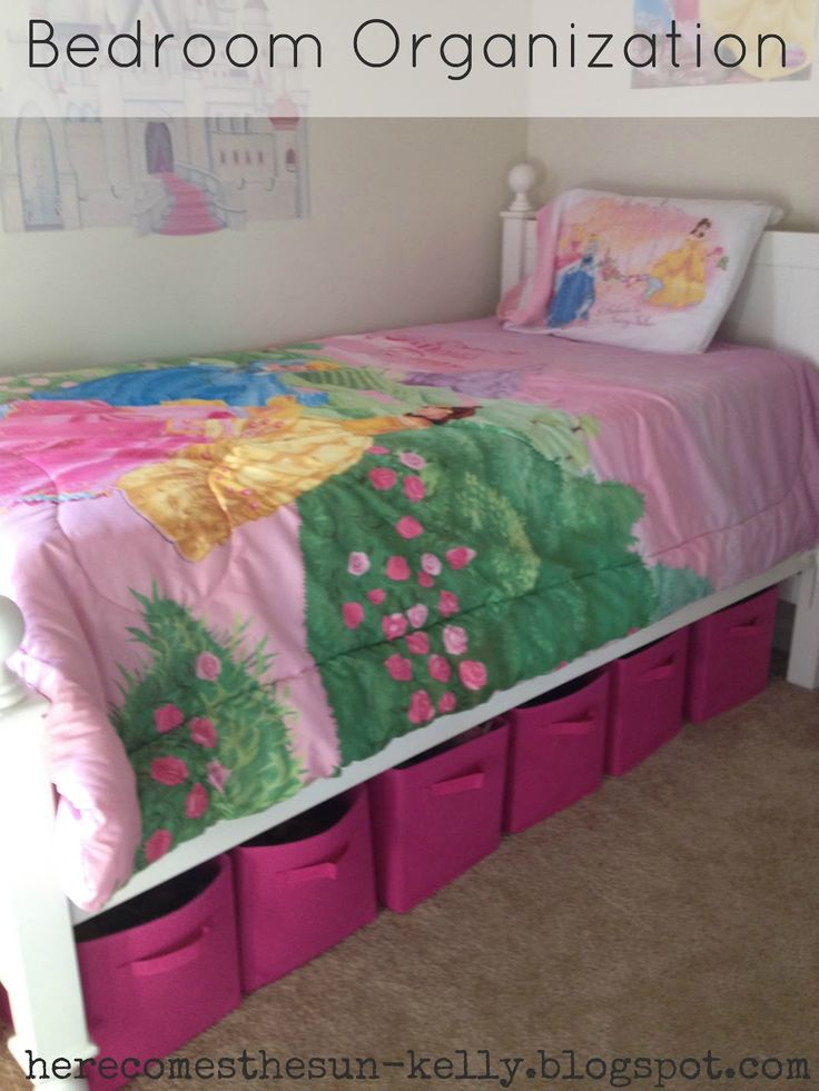 25 Best Under Bed Organization Ideas On Pinterest Ikea