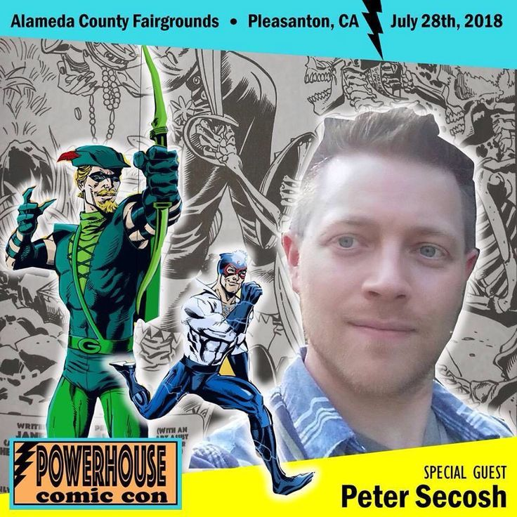Powerhouse Comic Con 2018 Special Guest PETER SECOSH  Peter Secosh is a comic book artist  who worked on The Bod Doll and Creature Elvira Nocturnals: Troll Bridge Vampirella Soul Searchers The Software that Held The Developer Captive Out with a Bang and other comic books.  #Pleasanton #Bod #PleasantonCalifornia #DollandCreature #PowerhouseComicCon #Elvira #ComicCon #Nocturnals #PHCC #Vampirella #ComicCon2018 #SouldSearchers #Comicbooks #phcc2018 #petersecosh #powerhousecomiccon2018