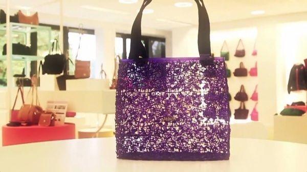 カナダのアパレルブランド「Kipling」が3Dプリンターで作ったバッグを