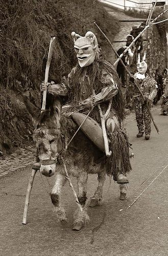 Carnavales en Lazarim PORTUGAL by carlos gonzález ximénez, via Flickr