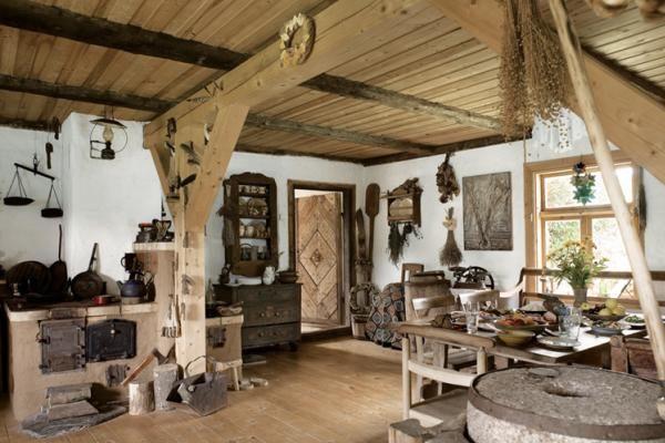 Zielone drumliny - życie na wsi - Weranda Country