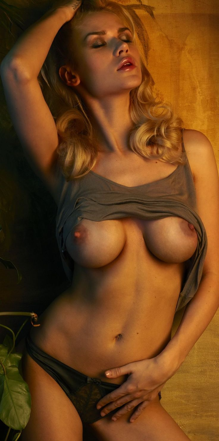 Amazing pair of breasts
