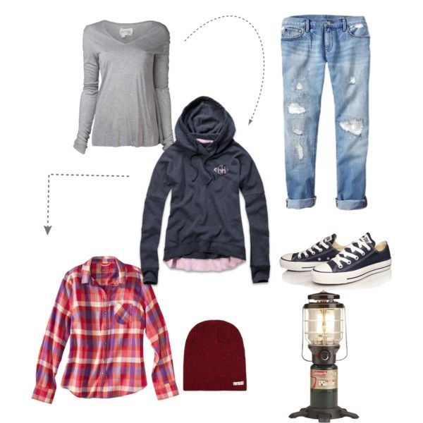 Camping Outfit Ideas