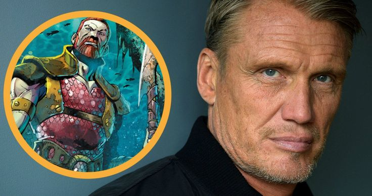Aquaman Lands Dolph Lundgren as King Nereus -- Dolph Lundgren has signed on tho play King Nereus, leader of the underwater kingdom Xebel who wants Arthur Curry dead in Aquaman. -- http://movieweb.com/aquaman-movie-cast-dolph-lundgren-king-nereus/