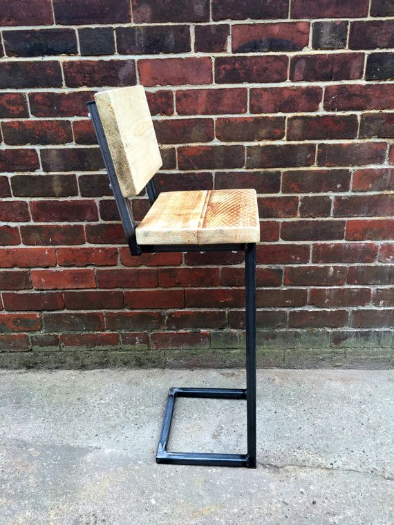 Made from solid 2 1/2 thick reclaimed timber. The grain and look of the wood is…