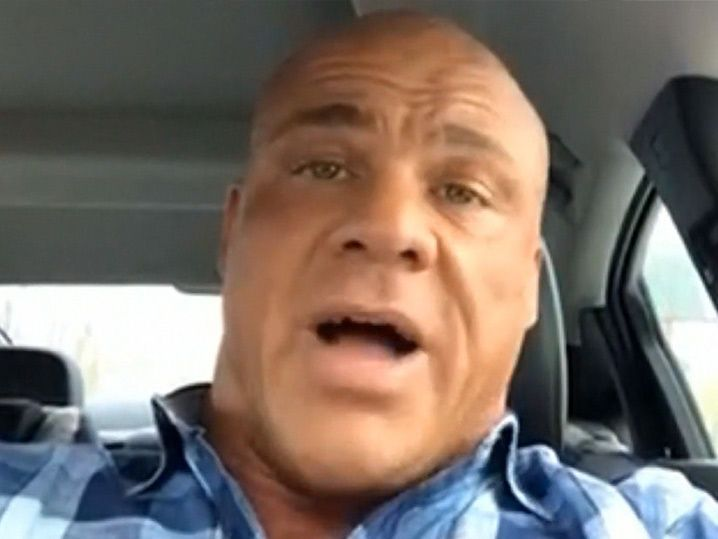 Kurt Angle: Linda McMahon Is a PERFECT FIT For Donald Trump's Cabinet (VIDEO)
