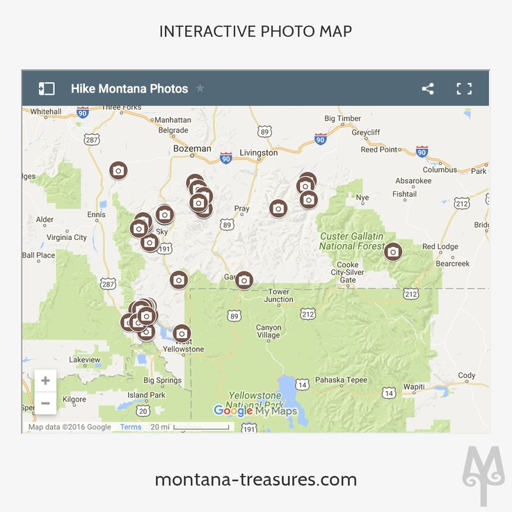 Explore hiking destinations in Southwest Montana on Montana Treasures web site. The Hike Montana Explore page contains interactive photo and video maps to help you select your next hiking trail.