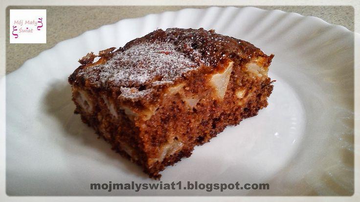 Przepis na bardzo łatwe, szybkie, tanie i smaczne ciasto z jabłkami! - Mama-Kreatywna