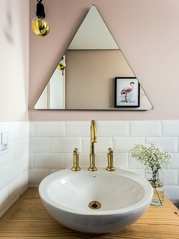 Best Colors For A Bathroom the 25+ best bathroom mirrors ideas on pinterest
