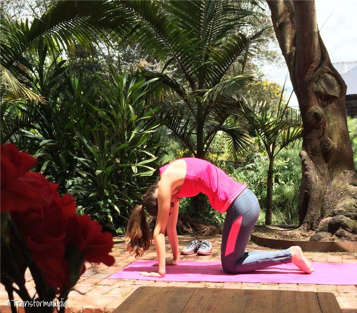 Después de yoga, Granola Kellogg's para recuperar las energías.