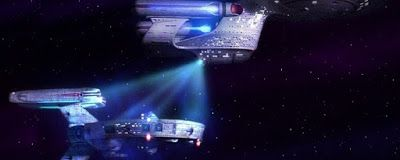 Il piacere di sapere che: Importanti progressi raggio traente Star Trek