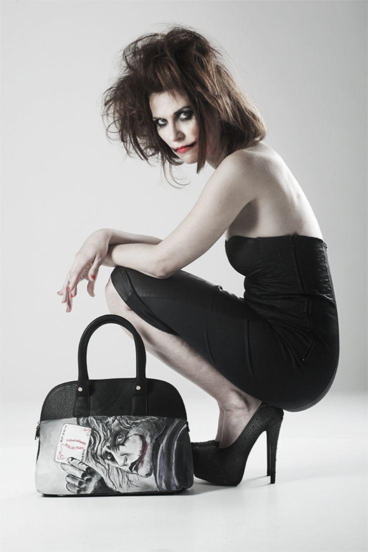 handpainted bag  #bag #handpainted