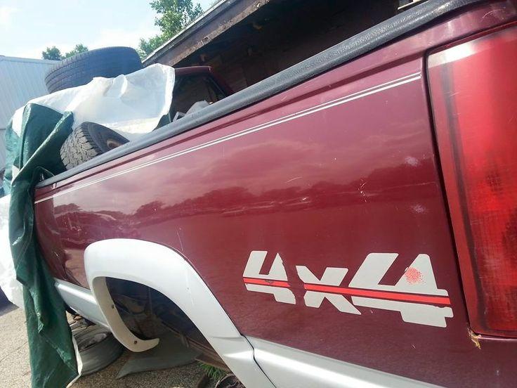 1993 Chevy silverado 2500 HD bed - $400 (Elkart)