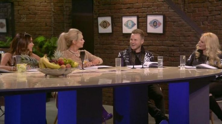 Nicola McLeans secret plan to spice up Celebrity Big Brother by flirting with housemate Spencer Pratt
