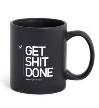 Get Shit DONE coffee mug,Matte#cool #Morning Motivation