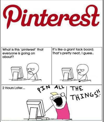 Why is Pinterest SO addicting!?: Laughing, Sotrue, My Life, Truths, Funny Stuff, So True, Humor, Totally Me, True Stories