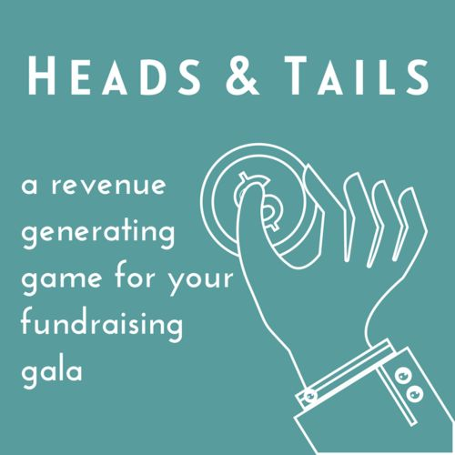 If you've been in the gala game for a while, you may know about this game.  Heads and tails is a game of chance that is great for a couple reasons.  1. You will make money! 2. It is a great way to get everyone's attention before the program begins  or give them a motivation to stay around until the end (depending on when  you decide to play)!What you need to play Heads & Tails  1. Someone who can flip a coin 2. A Quarter 3. Necklaces (usually Mardi Gras Beads)  How to play Heads & Tails1…