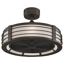 Caged Ceiling Fans & Wall Fans at Lumens.com