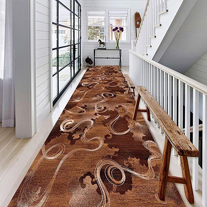 Kxbymx Carpet Runner Carpet Modern Low Pile Non Slip Carpet Corridor Entrance Sound Absorbing Carpet Living Room A In 2020 Living Room Carpet Carpet Runner Hall