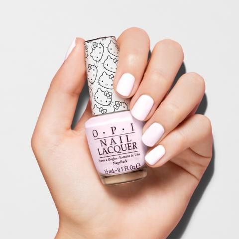 From the OPI Hello Kitty Collection