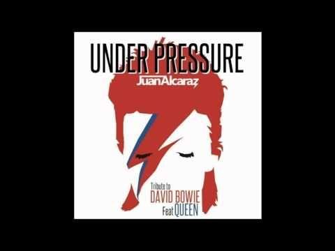 David Bowie Feat Queen - Under Pressure (Juan Alcaraz Tribute Remix) - YouTube