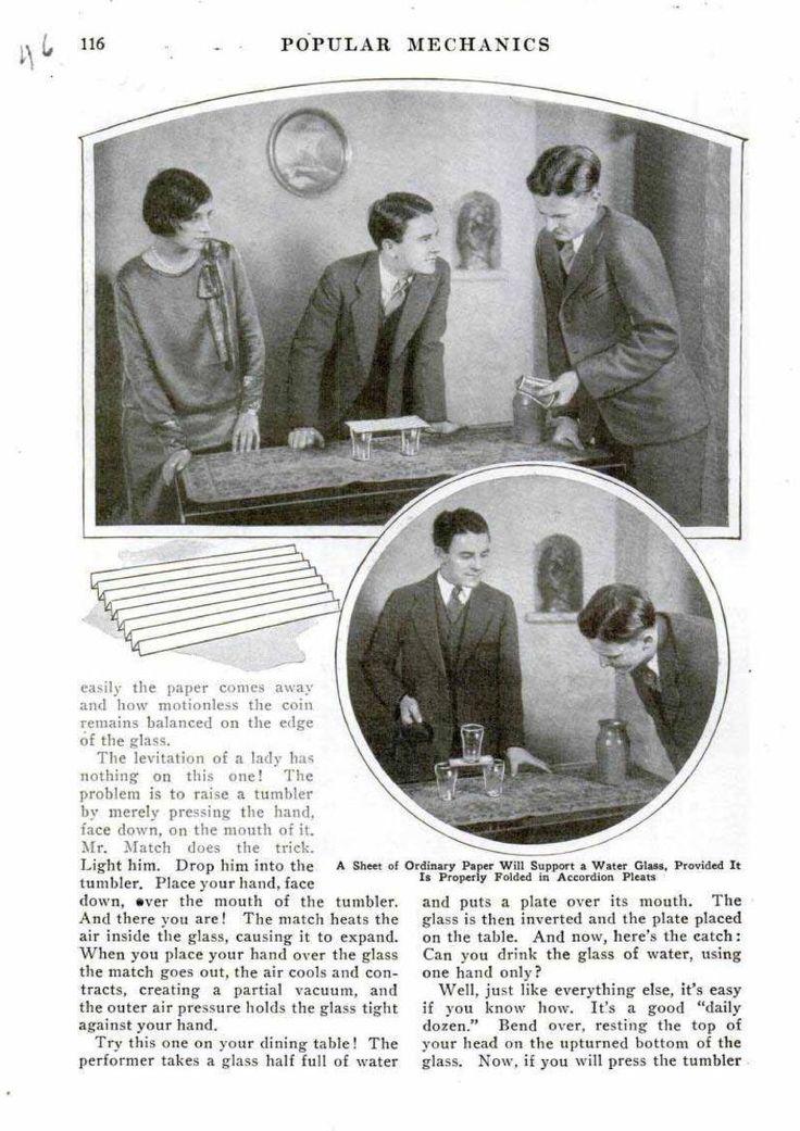 Popular Mechanics ~ 1928