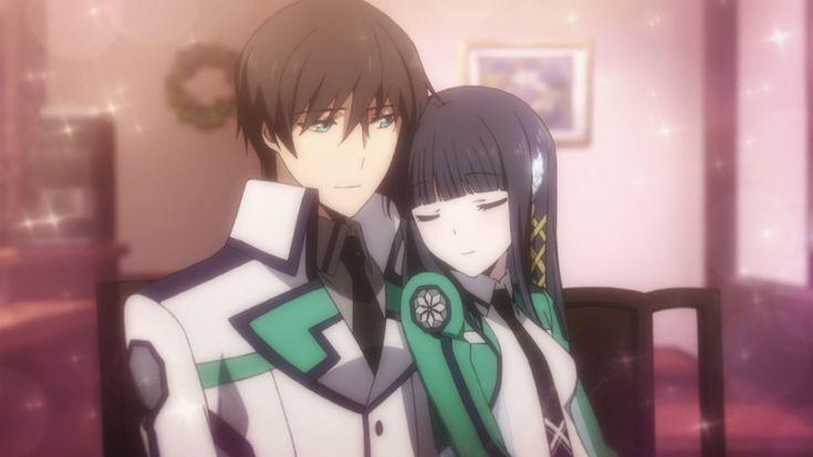 Mahouka Koukou no Rettousei - Miyuki & Tatsuya