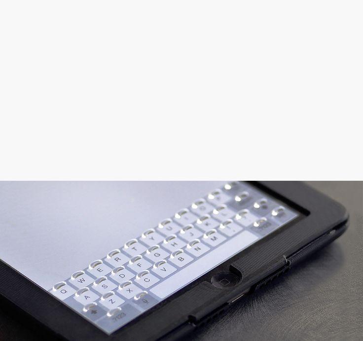 Tactus Technology –