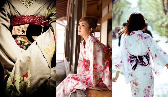 Kimono - Significado, Diferenças e Como Usar  Você sabia que o kimono é uma peça de roupa muito mais complexa do que imagina? Cada kimono possui um nome diferente e é usado para uma ocasião especial, descubra um pouco sobre eles! #japan #kimono #clothes #asian  http://www.manequim-alternativo.com/2017/05/kimono-significado-diferencas-e-como-usar.html