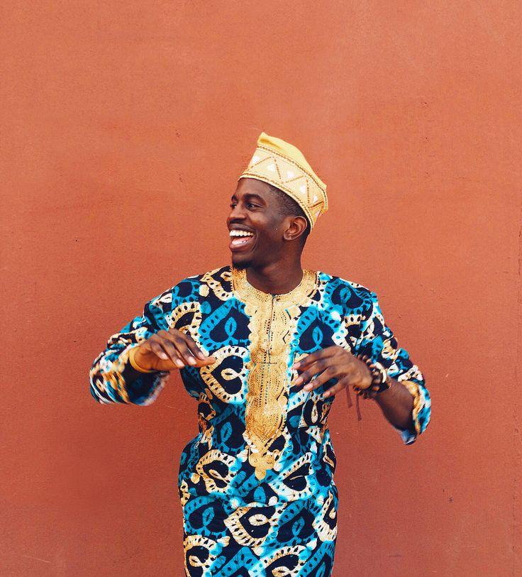 African State Of Mind — fckyeahprettyafricans:   Paul,  Nigerian. ...