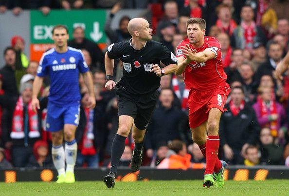 Steven Gerrard Photos Photos Liverpool V Chelsea Premier League Chelsea Premier League Premier League Premier League Matches