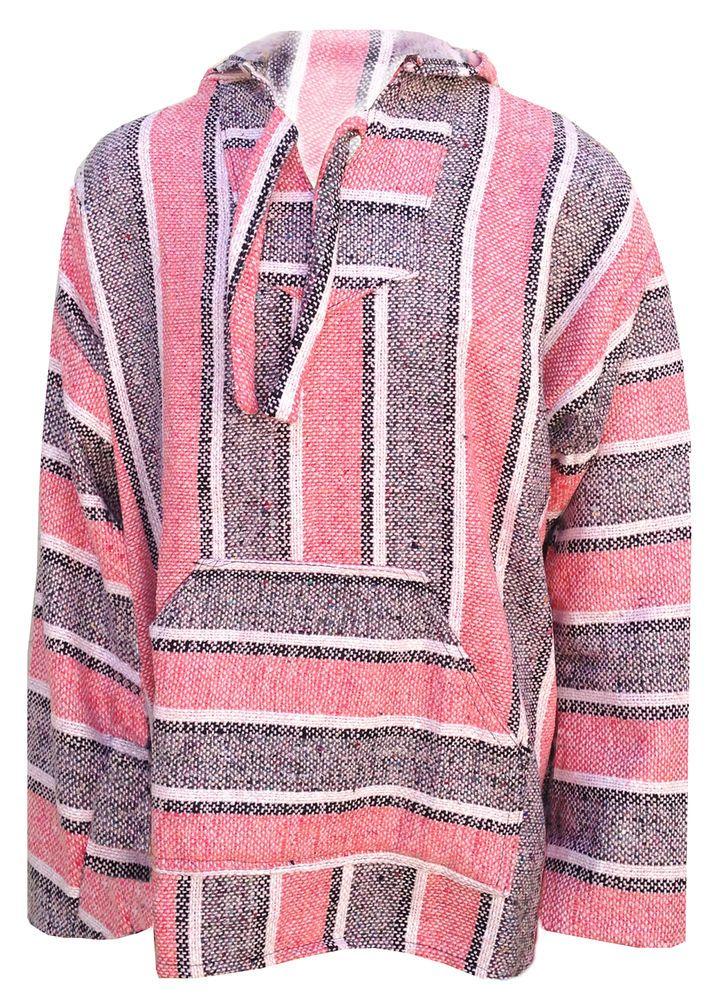 Mexican baja hoodie