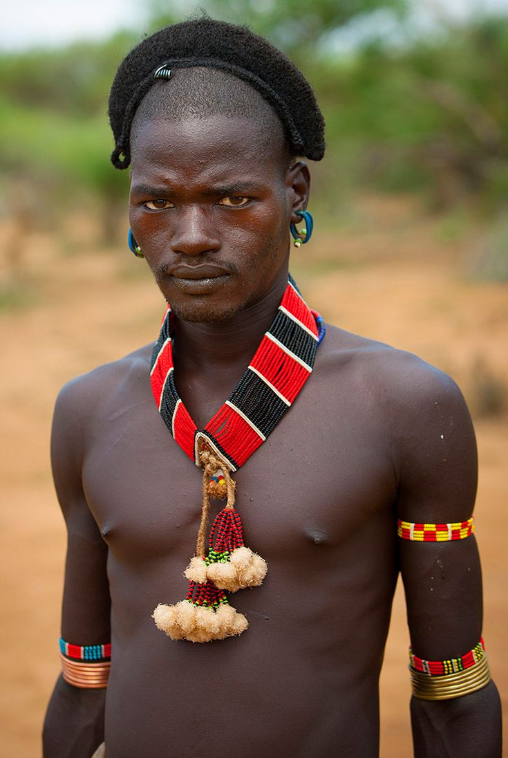 African tribes nude