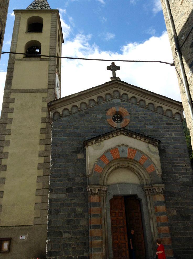 Sant'Antonio abate - Valfurva (Sondrio)