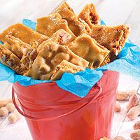 Microwave Peanut Brittle HEBHolidayMeal Hint Hint ;)