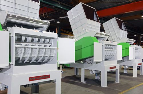 Pallmann Introduces New Granulator For PET Recycling