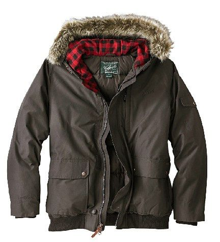 Pas cher Woolrich Homme New Arctic Parka Woolrich Brown