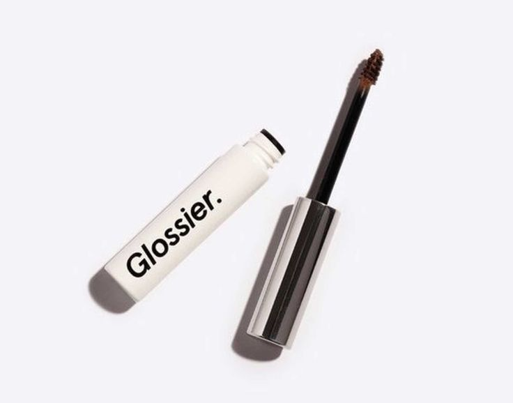 Glossier Boy Brow - Not an eyebrow gel or mascara—it's the first-ever brow pomade. One that thickens, fills in, and shapes hairs all at once. Comes in three adaptable shades.
