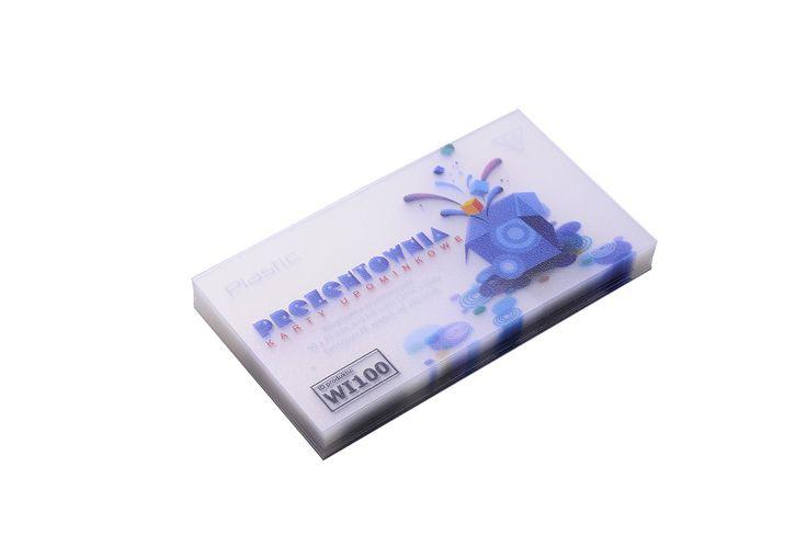 http://www.viperprint.pl/eprint8/kategoria/211/  Linia Plastic to produkty drukowane na tworzywach sztucznych PVC i PP przy użyciu nowoczesnej technologii bezwodnego druku offsetowego UV. Drukujemy je na maszynie KBA Genius 52UV. Oferujemy szeroki wybór wizytówek! W naszej drukarni zamówisz zarówno tanie proste wizytówki, jak i foliowane i lakierowane. Proponujemy także wyjątkowe wizytówki plastikowe lub przezroczyste.