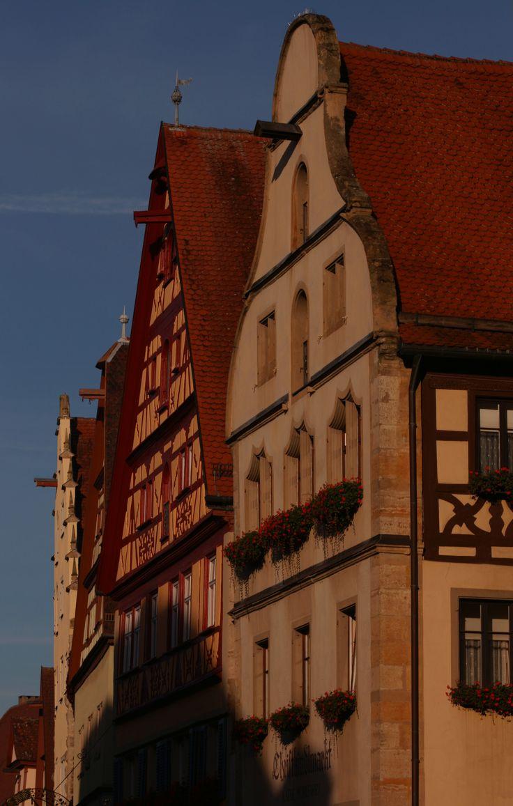 Rothenburg o.d. Tauber #reisezeile (by Tim Steins)